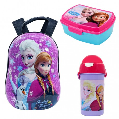 Lunch Box Frozen+Shishe Uji Frozen 500Ml+Cante Kopshti Frozen