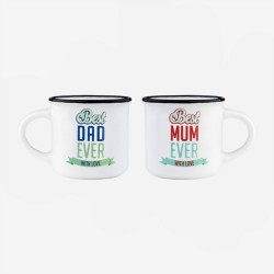 "Gote kafe express set 2 ""Mom & Dad"""