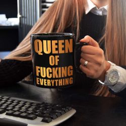 "Gote ""Queen of F***ing Everything"""