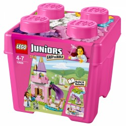 SET LEGO JUNIORS-PRINCESS PLAY CASTLE 10668