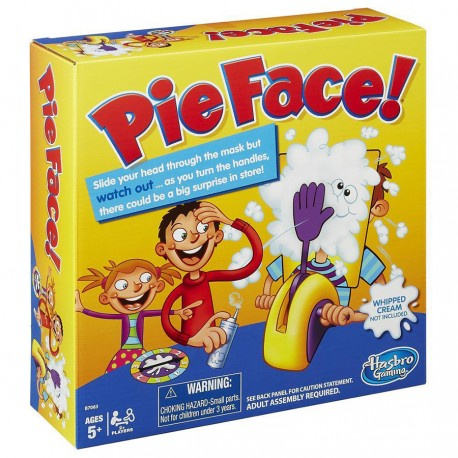 Hasbro Loje Pie Face