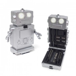 Set veglash Robot