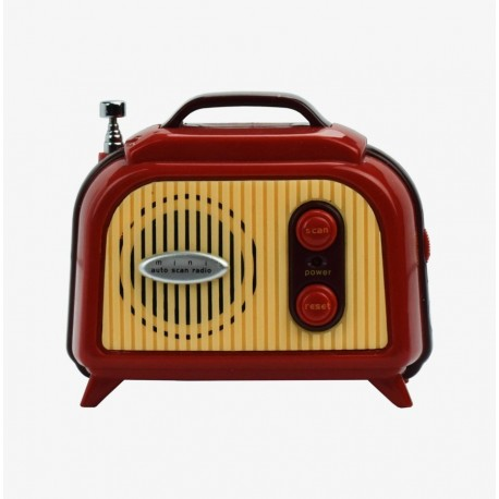 Radio mini retro