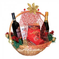 Shporta Festive *Delux Red*
