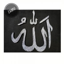 String Art ALLAH