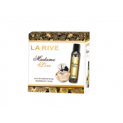 Parfum LA RIVE Set per Femra Madame in Love