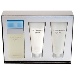 Set per Femra Dolce Gabbana Light Blue