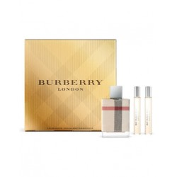Set Burberry London per Femra EDP 50 ML + 2 Roller 7.5 ML