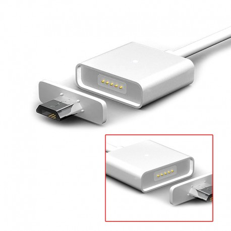 Kabell Magnetik per Android/Micro USB 1m