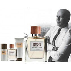 SET LR BRUCE WILLIS PERSONAL EDITION