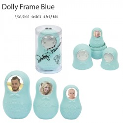 Kukulla Matrioshka Dolly Frame Blue