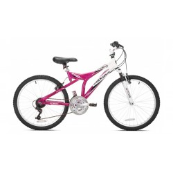 Biciklete 24'' l Sshogun Shockwave Pink