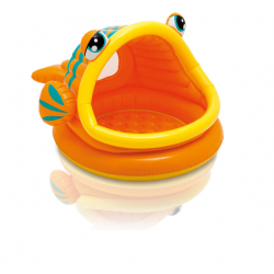Pishine per Femije Lazy Fish Shade - D