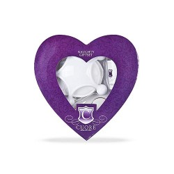 Set Dhurate Lejla Naughty Gift Set Cuore Romantico