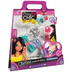 Clementoni Loder Crazy Chic Make-Up Jewels Clarissa