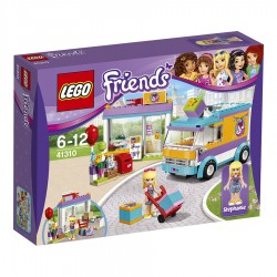 Lego Friends 41310 Heartlake Gift Delivery V29
