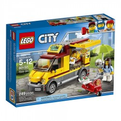 Lego City Pizza Van V29 60150