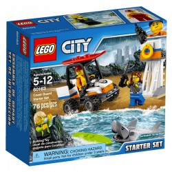 Lego Set Coast Guard Starter 60163