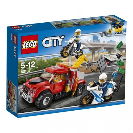 Lego Tow Truck Trouble V29 60137
