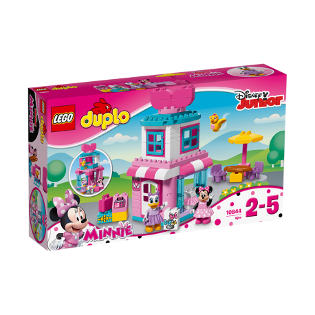 Lego Minnie Mouse Bow-tique 10844