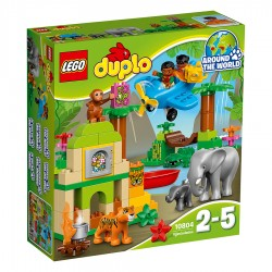 Lego Jungle V29 10804