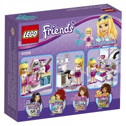 Lego Stephanies Friendship Cakes V29 41308