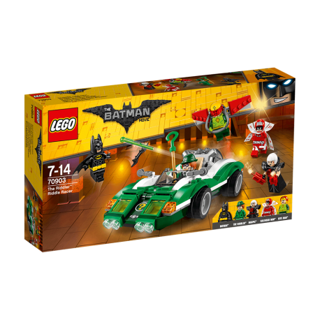 Lego The Riddler™ Riddle Racer V29 70903