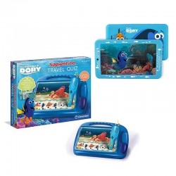 "Tablet eSTAR WiFi 7"" Finding Dory + Clementoni Loder Travel Quiz Dory Sapientino"