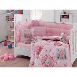 Set per Krevat Femije CottonBox Baby Puppet