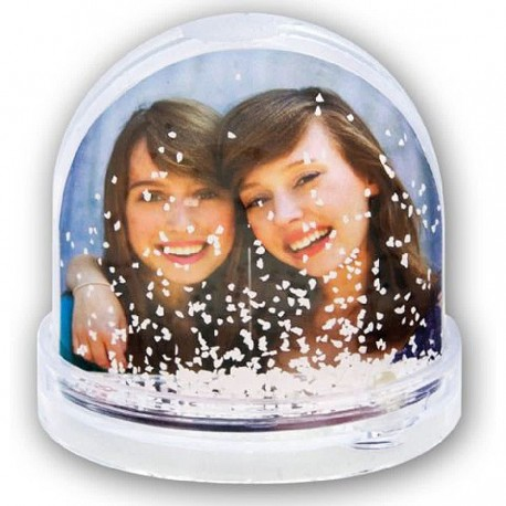 Photo Globe Snow