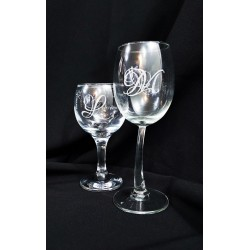 Gote Vere/shampanje e Personalizuar