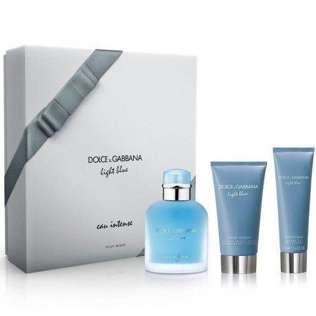 Set per Meshkuj Dolce&Gabbana Light Blue Eau Intense