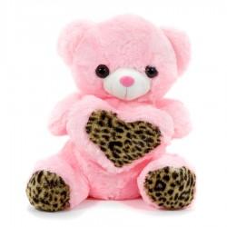 Arush Sweety Roze me Leopard