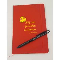 Set Kuq e Zi Bllok BL112 dhe Stilolaps SP170