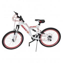 "Biçiklete 24"" Max Queene White"