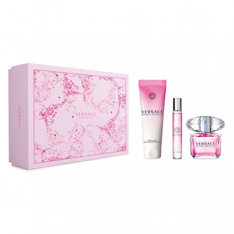 Set per Femra Bright Crystal by Versace