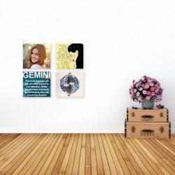 Kolazh 4 Tablo te Personalizuara