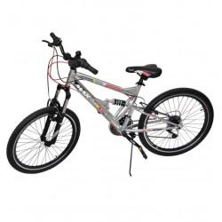 """Biçiklete 24"""" Max Hummer Grey"""