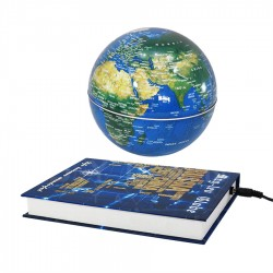 Glob Dekorativ Atlas Mag-Lev 15 cm