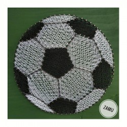 String Art Top Futbolli