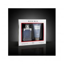 Set Parfume & Locion per Trupin  Rich Man