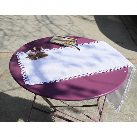 Mes Tavoline 82 cm x 31 cm