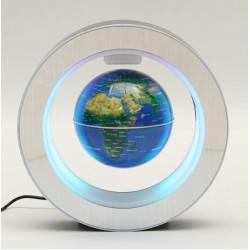 Glob magnetik 4 inch Blue Light