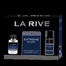 Parfum LA RIVE Set per Meshkuj Extreme Story