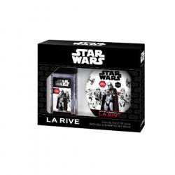 Parfum LA RIVE Set per Femije STAR WARS DNS+GEL