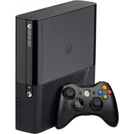 Console Xbox 360 E 4GB Stingray e Zeze + 1 Muaj Antaresim