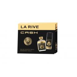 Parfum LA RIVE Set per Meshkuj Cash