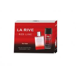 Parfum LA RIVE Set per Meshkuj Red Line