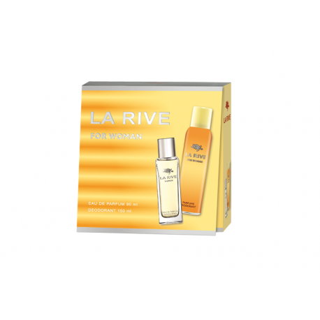Parfum LA RIVE Set per Femra For Woman