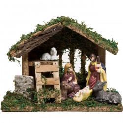 Skene Me Shkalle Lindja e Krishtit